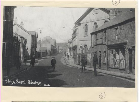 High Street, Blaina