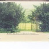 New gates to the Pilgrims Garden, Blaina