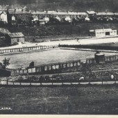 Duffryn Park, Blaina (built by the unemployed workers in 1928)
