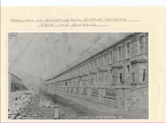 Bournville Road, Blaina