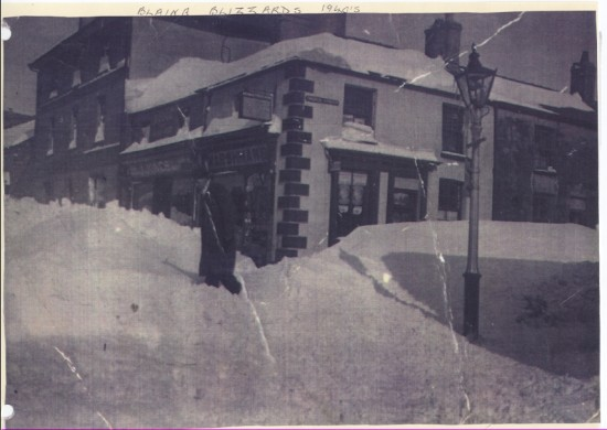 Blaina Blizzard 1947