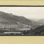 General view of Blaina from West Side,  Blaina