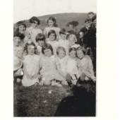 Wesleyan Chapel Outing to Bushes Farm 1938