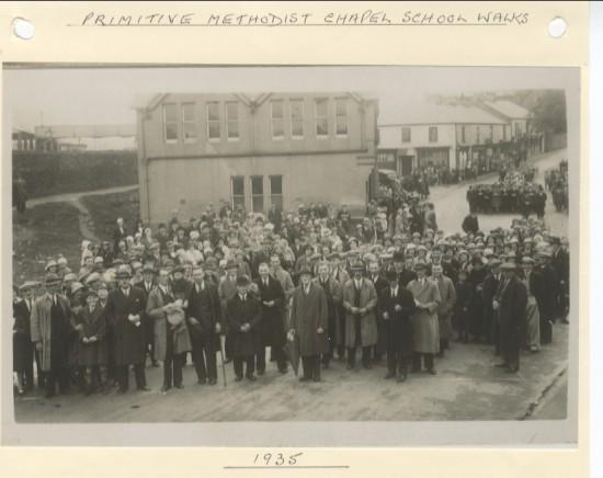 Primitive Methodist Chapel School Walk