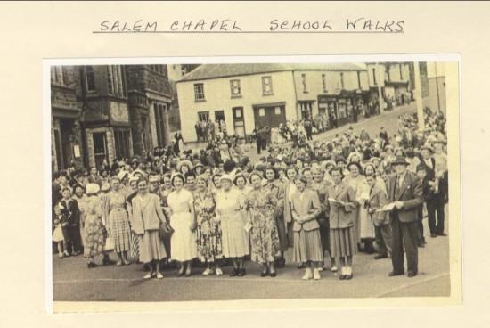Salem Chapel schoolwalks