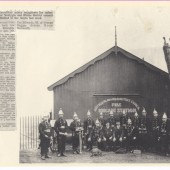 Nantyglo and Blaina Council Fire Brigade
