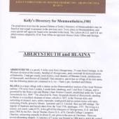 Kelly's Directory (Blaina), 1901 (part 1 of 7)