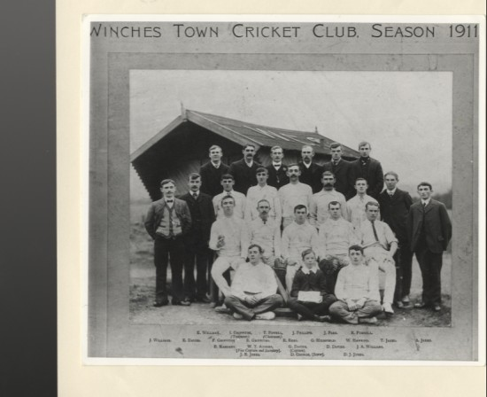 Winches Town Cricket Club