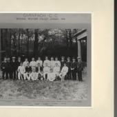 Garnfach Cricket Club. Winners, Western Valley League, 1910