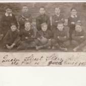 Queen Street Stars, the picture of good times