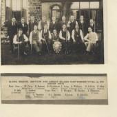 Blaina Reading Institute And Library Billiard Team Winners