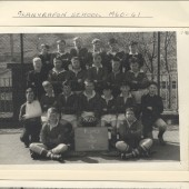 Glanyrafon School 1960 to 1961