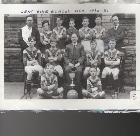 West Side School AFC