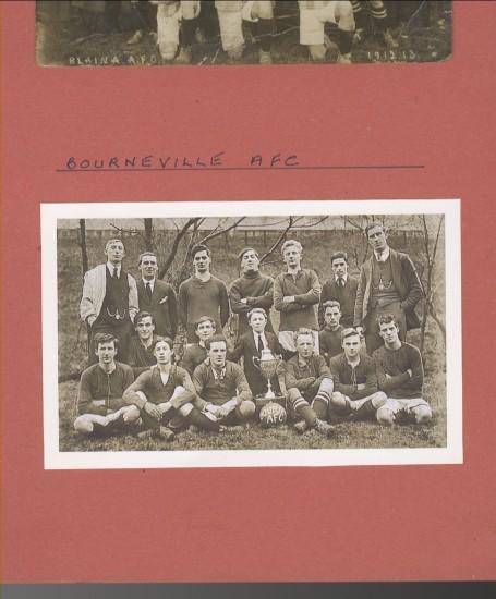 Bourneville AFC