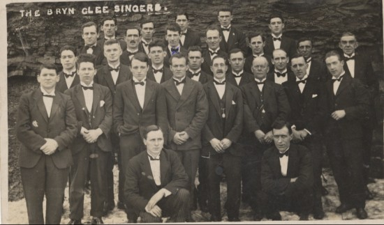 The Bryn Glee Singers