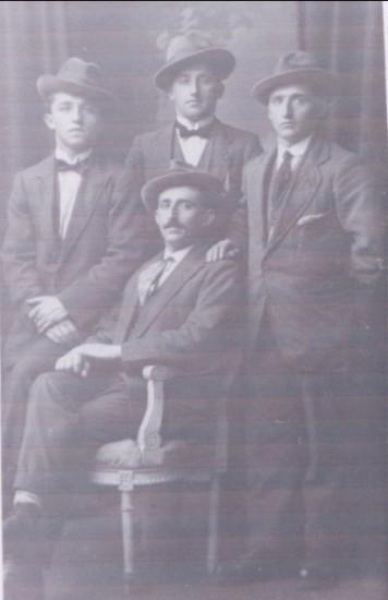 The Carini Brothers
