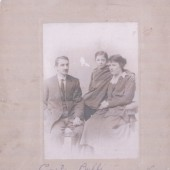 Carlo Belli and Family