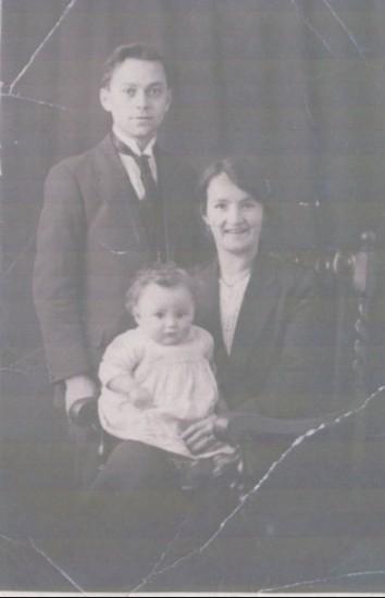 The Caffarelli Family c. 1924