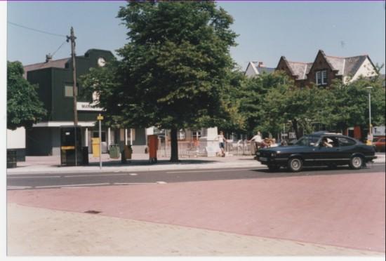 Brynmawr Market Square