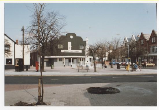 Brynmawr square