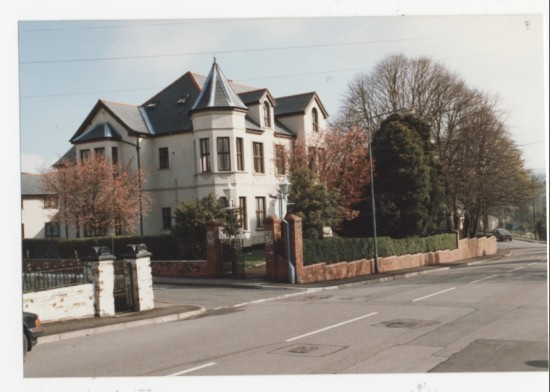 Trafalgar House, Brynmawr