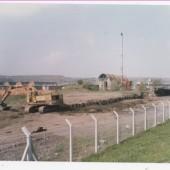Demolition of Semtex Factory, Brynmawr