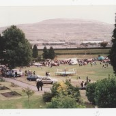 Brynmawr carnival at the Welfare Park
