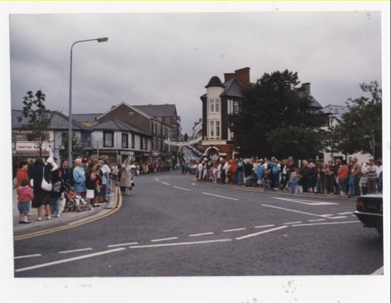 Brynmawr carnival