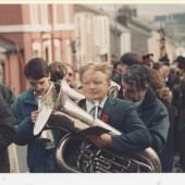 Rememberance Day, Brynmawr