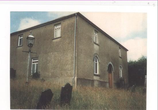 Ffynon Baptist Church (west of Llandewi Velfrey)