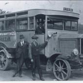 Griffin's Bus, 1920s