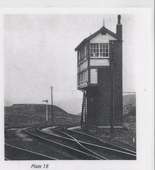 Signal Box Nantyglo