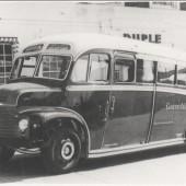 Griffin's Leyland 'Comet' CPO1 coach