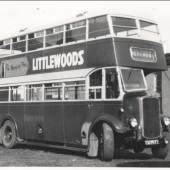Griffin's Bus, 1950