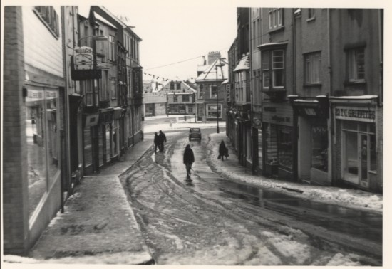 Beaufort Street in the 1960s