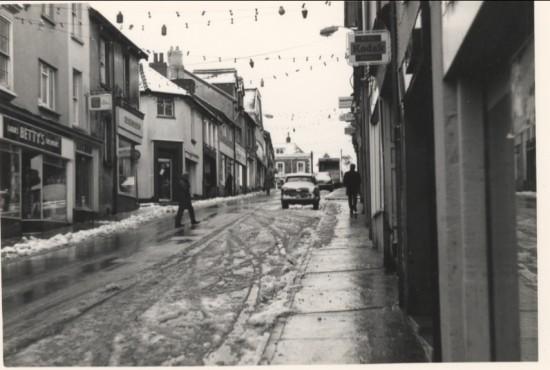 Beaufort Street, 1960s