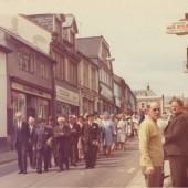 Whitsun Walk through Beaufort Street, 1960s