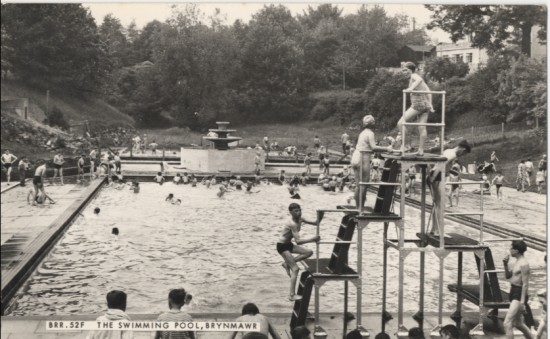 The Swimming Pool, Brynmawr