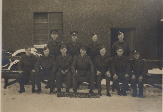 Brynmawr Home Guard