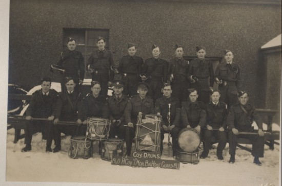 H Com.Brynmawr Home Guard