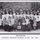 Brynmawr Coucil infants School Class 2B