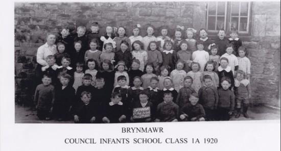 Brynmawr Council infants School