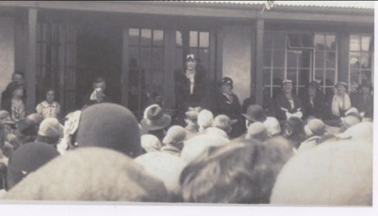 Brynmawr Nursery Opening by Lady Astor M.P