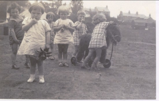 Brynmawr Nursery Pupils 1934