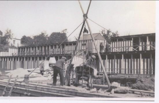 Brynmawr Baths Filtration Plant Installation  June 1939