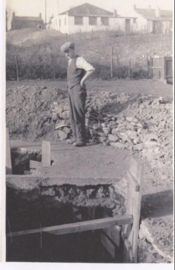 Brynmawr Baths Filtration Plant Installation May 1936