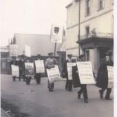 Brynmawr Peace Demonstration