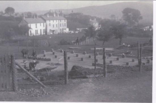 Brynmawr Nursery (foundations) 1933