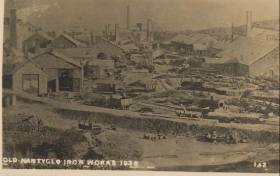Old Nantyglo Iron Works