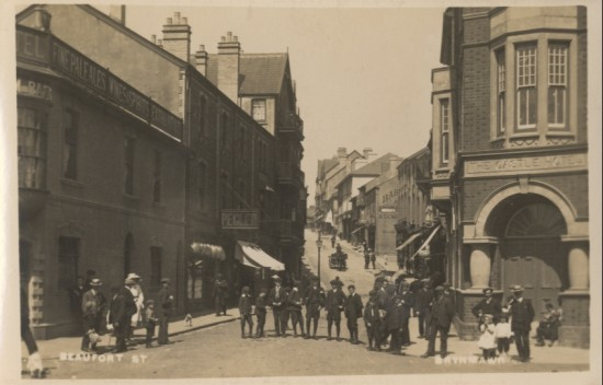 Brynmawr beaufort Street